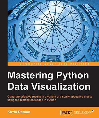 Download Free Mastering Python Data Visualization By Kirthi