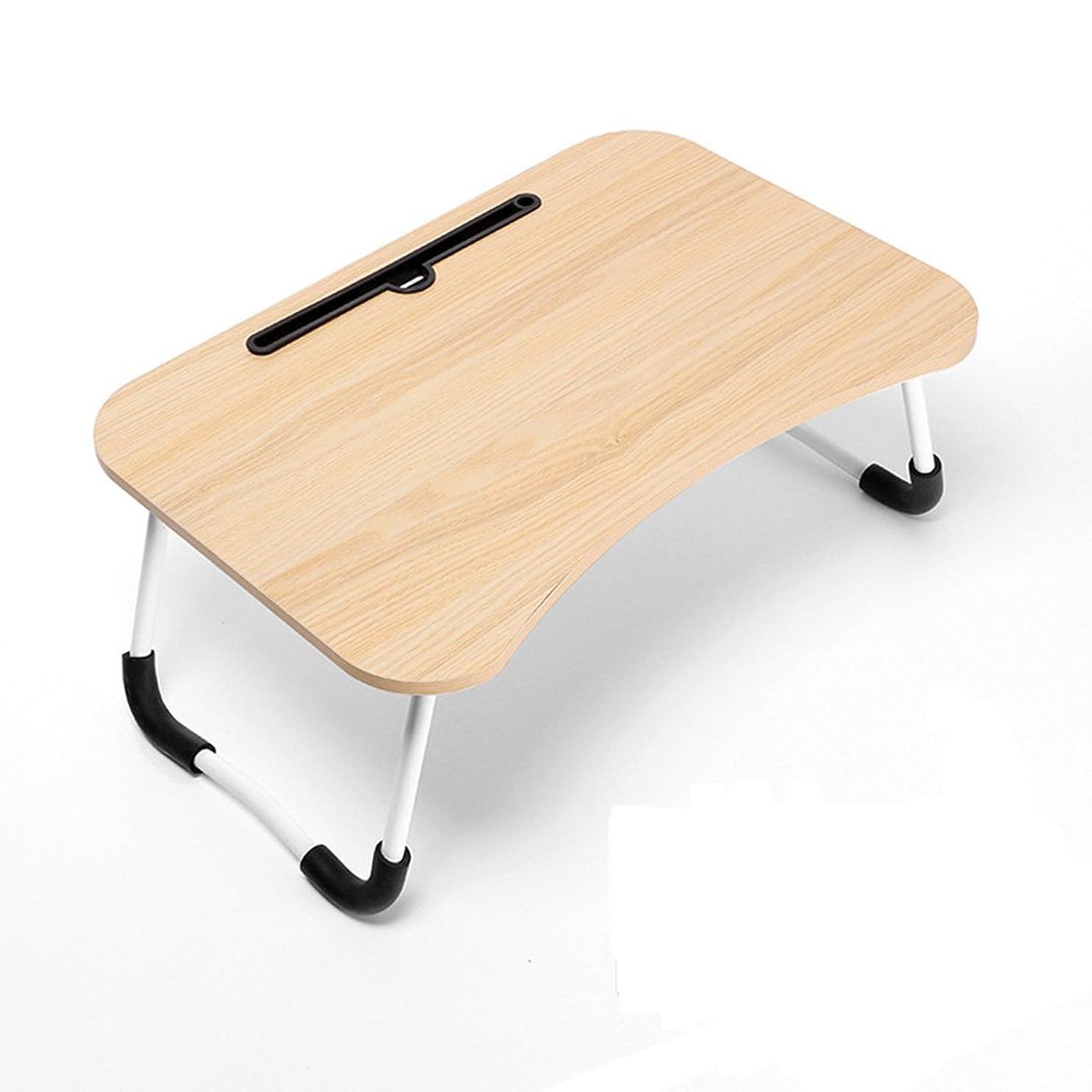 ばかげた写真撮影合併症ローテーブル 座卓 軽量 折りたたみテーブル 幅60cm 折れ脚 ちゃぶ台 PCデスク 和風 和モダン ナチュラル(ホワイト, 60*40*28)