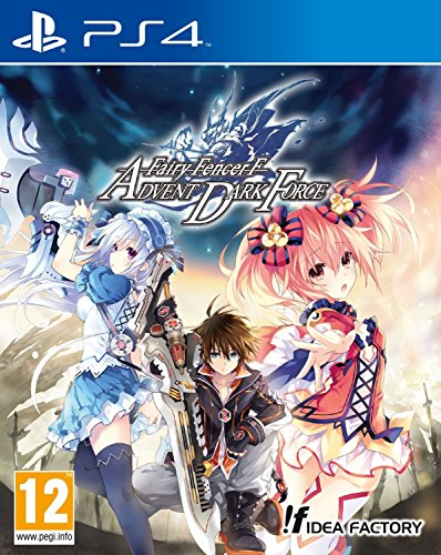 Fairy Fencer F: Advent Dark Force (PS4) (輸入版)