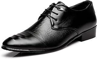 [Atbash] カジュアルシューズ メンズ靴 シークレット革靴 通勤 ビジネスシューズ メンズ シークレットシューズ
