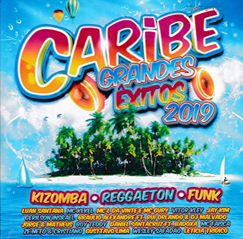 Caribe Grandes Exitos 2019 [2CD] 2019