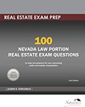 100 Nevada Law Portion Real Estate Exam Questions