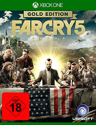Far Cry 5 Gold Edition | Xbox One - Download Code