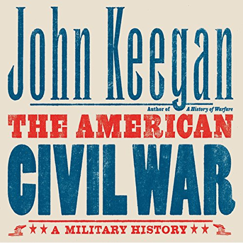 The American Civil War audiobook cover art