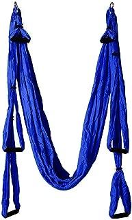 Pawaca - Hamaca de Yoga con Tejido de paracaídas y Asas,