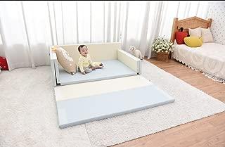 Baby Bumper Bed (Indie Blue)