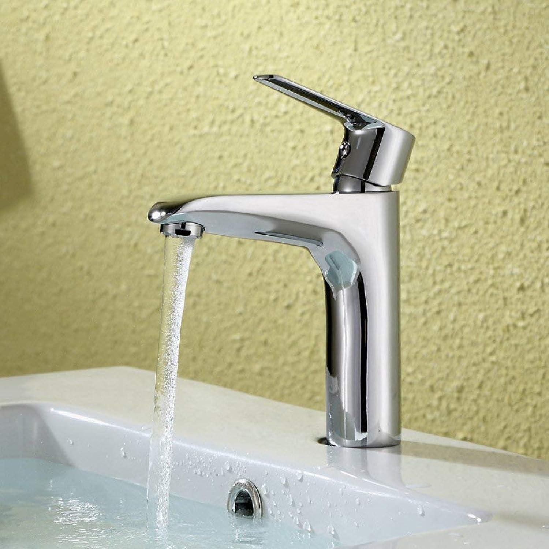 GONGFF Waschtischarmaturen Wasserhahn Kupfer einfache einzigen kalten Wasserhahn Bad waschbecken waschbecken Wasserhahn Wasserhahn