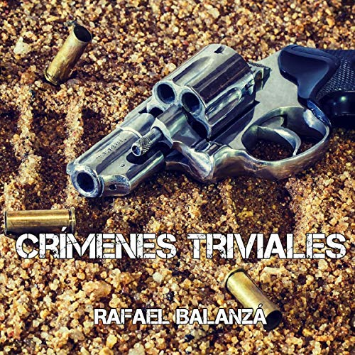 Crímenes Triviales audiobook cover art