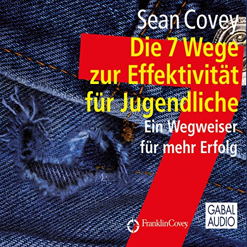 Die 7 Wege zur Effektivität für Jugendliche                   By:                                                                                                                                 Sean Covey                               Narrated by:                                                                                                                                 Sean Covey                      Length: 9 hrs and 19 mins     1 rating     Overall 5.0