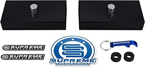 Supreme Suspensions - Rear Leveling Kit for 2011-2019 Chevrolet Silverado 2500HD 3500HD 1
