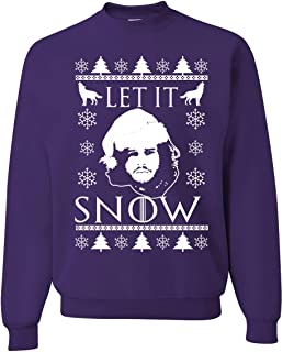 let it snow jon snow