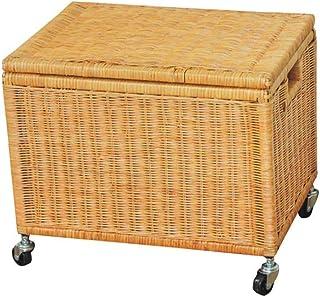 Estante de colección de almacenamiento de registros LP, asa de inserción para un fácil transporte - Conveniente caja organ...