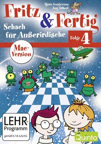 Fritz & Fertig! Folge 4: Schach für Außerirdische - Mac-Version