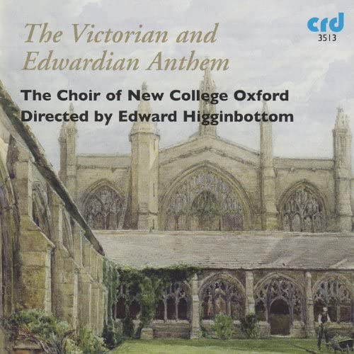 The Choir of New College Oxford, Edward Higginbottom