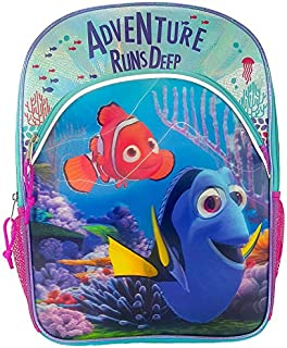 Fast Forward Finding Dory Adventure Runs Deep Backpack