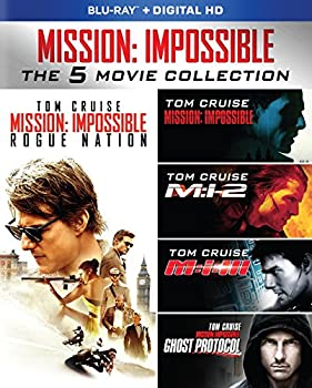 Mission  Impossible  The 5 Movie Collection [Blu-ray]