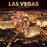 Las Vegas 2022 12 x 12 Inch Monthly Square Wall Calendar with Foil Stamped Cover, USA United States of America Nevada Rocky Mountain City