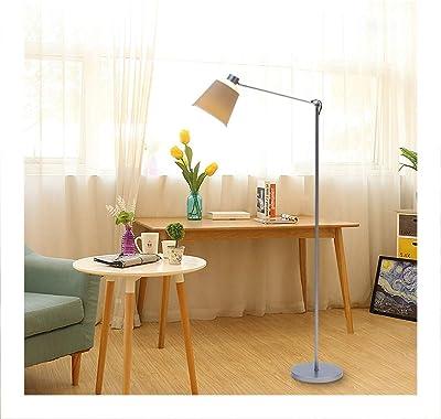 ASHENG Lámpara de pie LED, Trabajo de Estudio en el Dormitorio de ...