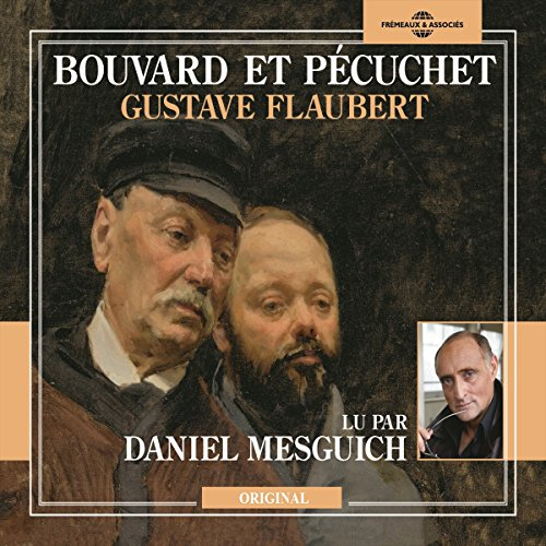 Bouvard et Pécuchet audiobook cover art