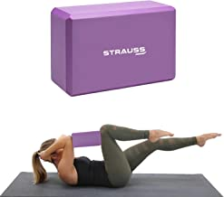Strauss Yoga Block (Purple)