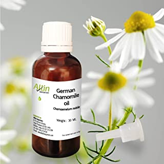 Allin Exporters German Chamomile essential oil - 100% Pure, Natural & Undiluted - 30 ML