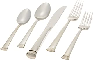 Lenox Eternal 5-Piece Stainless Flatware Placesetting - , Silver