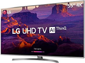 Smart TV LED PRO 55'' Ultra HD 4K LG 55UM761, 4 HDMI, 2 USB