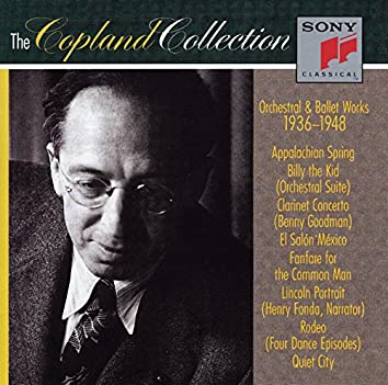 The Copland Collection: Orchestral & Ballet Works 1936-1948