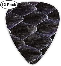 dragon scale guitar pick