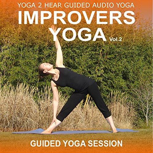 Improvers Yoga, Volume 2 audiobook cover art