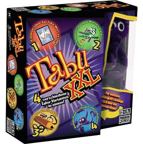 TABU XXL - PARKER by Hasbro