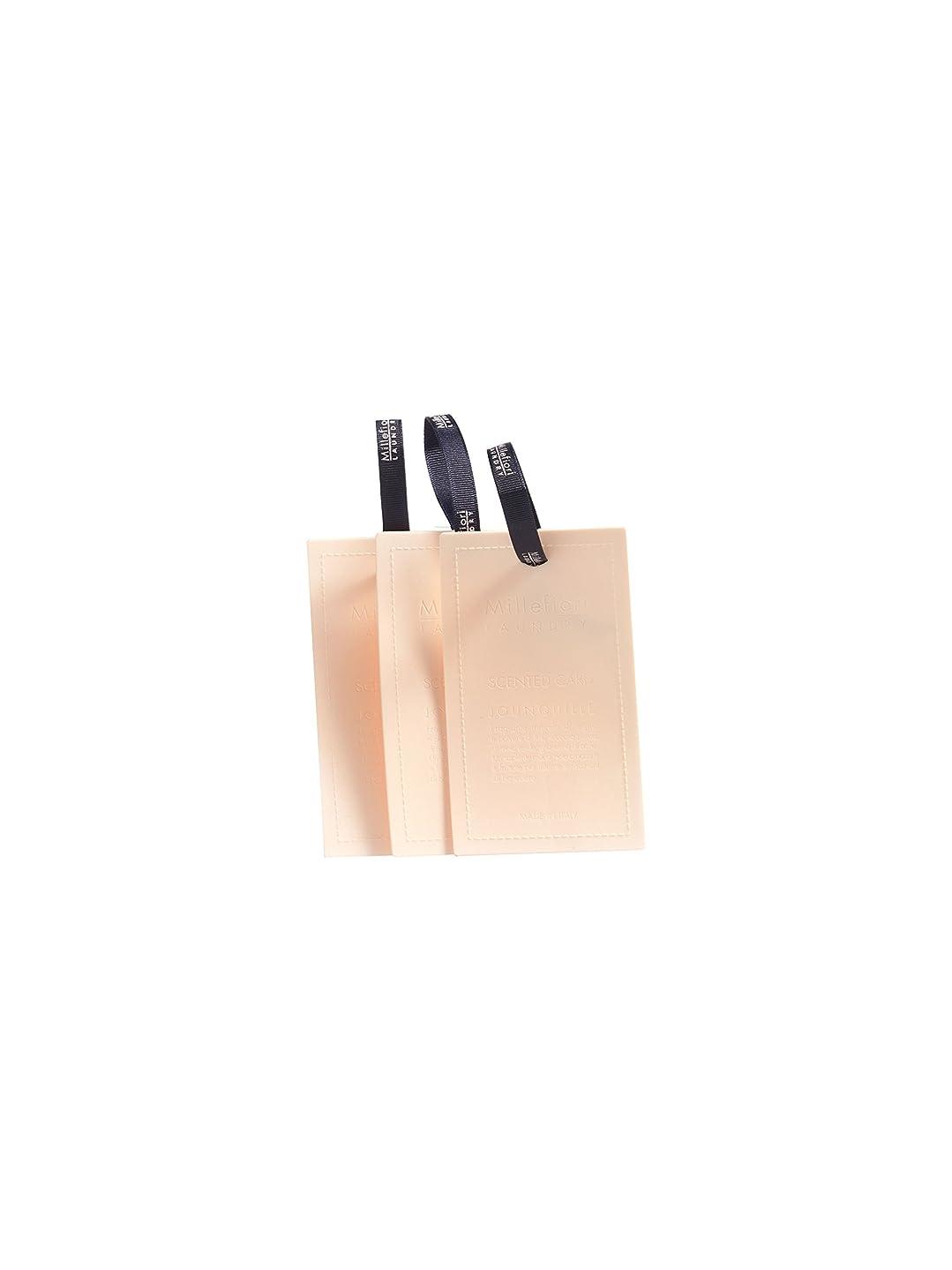 バイオリン教夢Millefiori センテッドカード ナルシス CARD-A-001