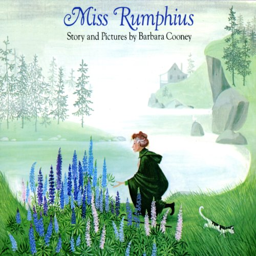 Miss Rumphius cover art