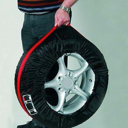 Funda para rueda de repuesto, de Tire Tote, portátil, plegable, para neumáticos