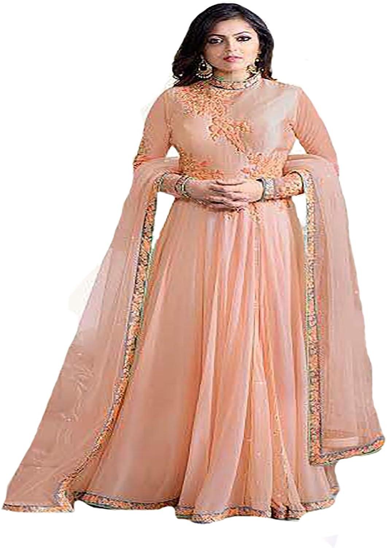 Bollywood Collection Ethnic Anarkali Salwar Kameez suit Ceremony wedding Bridal Muslim 8768