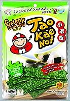 [タイお土産] Taokaenoi 「のりスナック(CRISPY SEAWEED)」オリジナル味15g×40袋