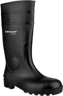 Dunlop Protective Footwear Protomastor, Bottes de sécurité Mixte Adulte,Noir (Black), 41 EU