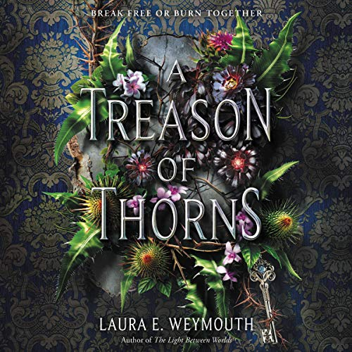 A Treason of Thorns audiobook cover art