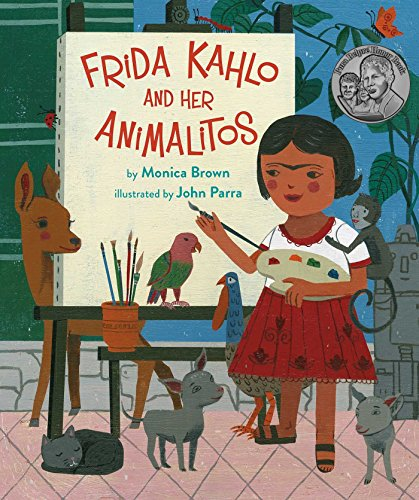Frida Kahlo and Her Animalitos (1)