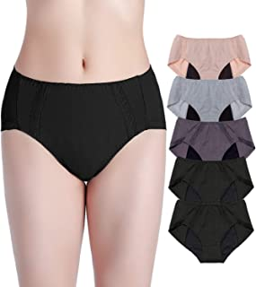 Intimate Portal Period Panties Leak Proof Incontinence Menstrual Underwear Women Tweens