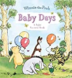 Winnie-The-Pooh Baby Days: A Baby Record Book