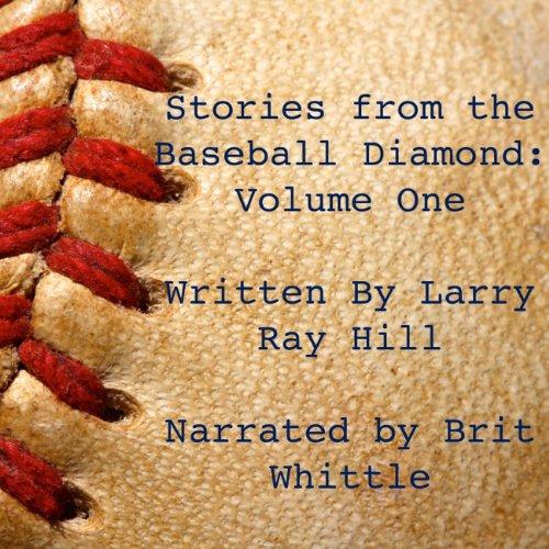 Stories from the Baseball Diamond, Volume 1 cover art