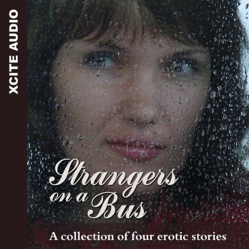 Strangers on a Bus audiobook cover art