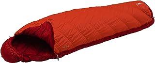 モンベル(mont-bell) 寝袋 バロウバッグ #3 サンライズレッド 右ジップ [最低使用温度1度] 1121273 SURD R/ZIP