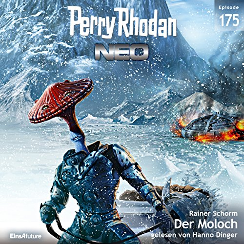Der Moloch audiobook cover art