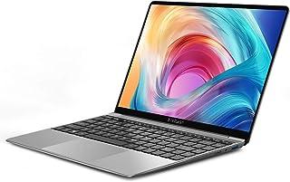 TECLAST F7S Ordenador Portátil 14.1 Pulgadas FullHD IPS 8GB RAM 128GB ROM Windows 10 Intel Celeron N3350, 38000mWh, USB3.0, WiFi, Extensión del SSD