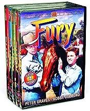 Fury  Volumes 1-5