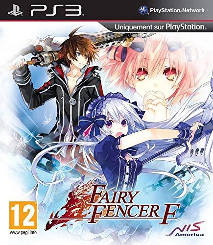 Fairy Fencer F [Importación Francesa]
