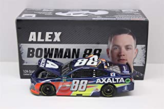 Lionel Racing Alex Bowman #88 Axalta 2019 Chevrolet Camaro NASCAR Diecast 1:24 Scale