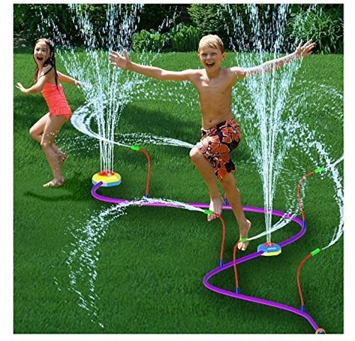 Hydro Twist Pipeline Sprinkler (color may vary)